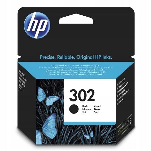 HP F6U66AE HP 302 black 190s 3.5ml HP OJ 383038344