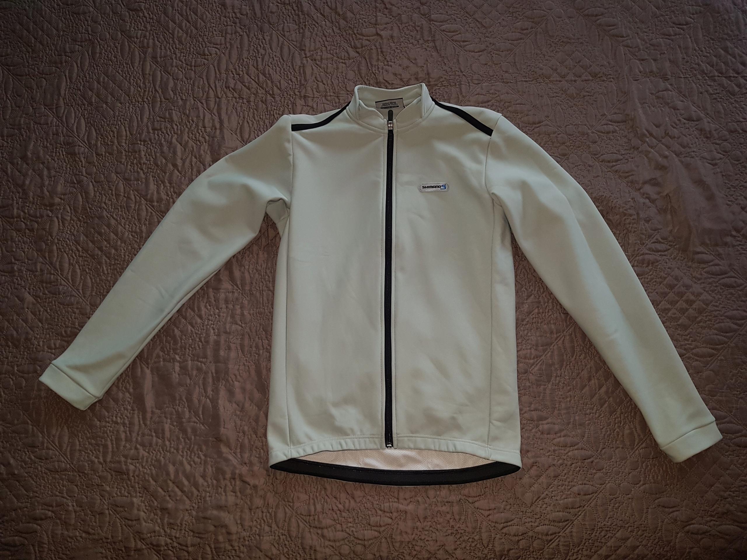 SHIMANO bluza rowerowa damska stan bdb na M/L