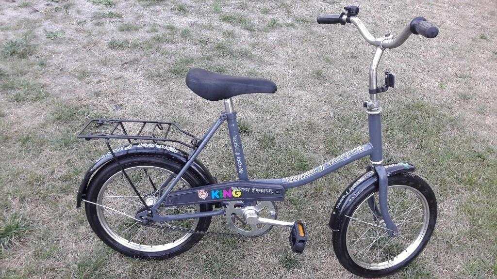rower 16 cali super okazja