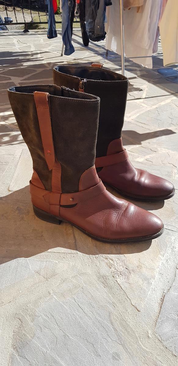 Tommy Hilfiger buty sztyblety 41/42 wkładka 26cm