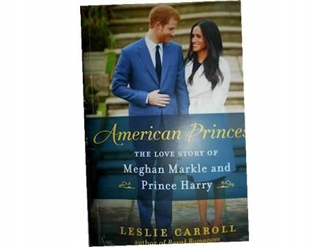 American Princes the Love Story - Carroll