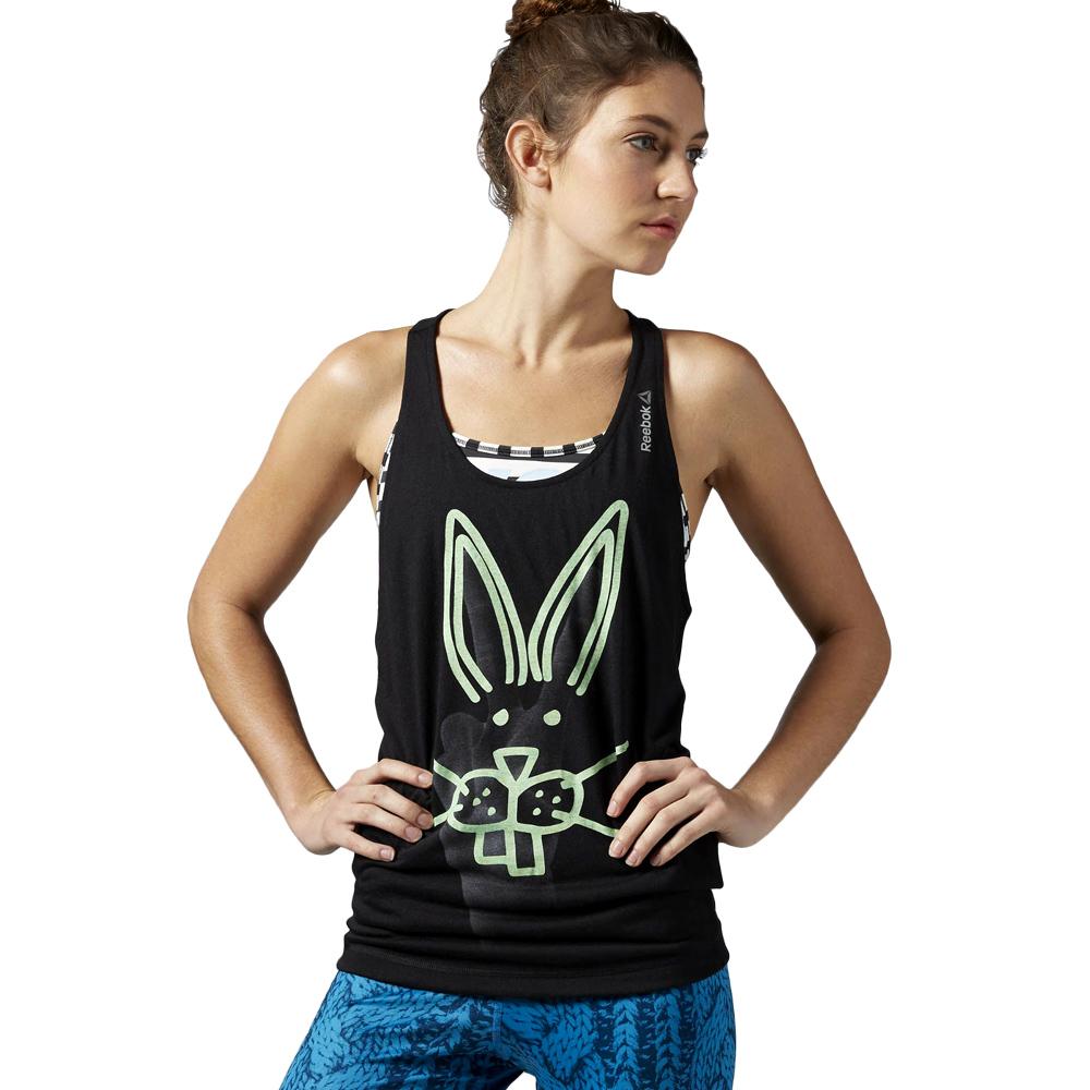 Koszulka Reebok Rabbit damska top do biegania XS