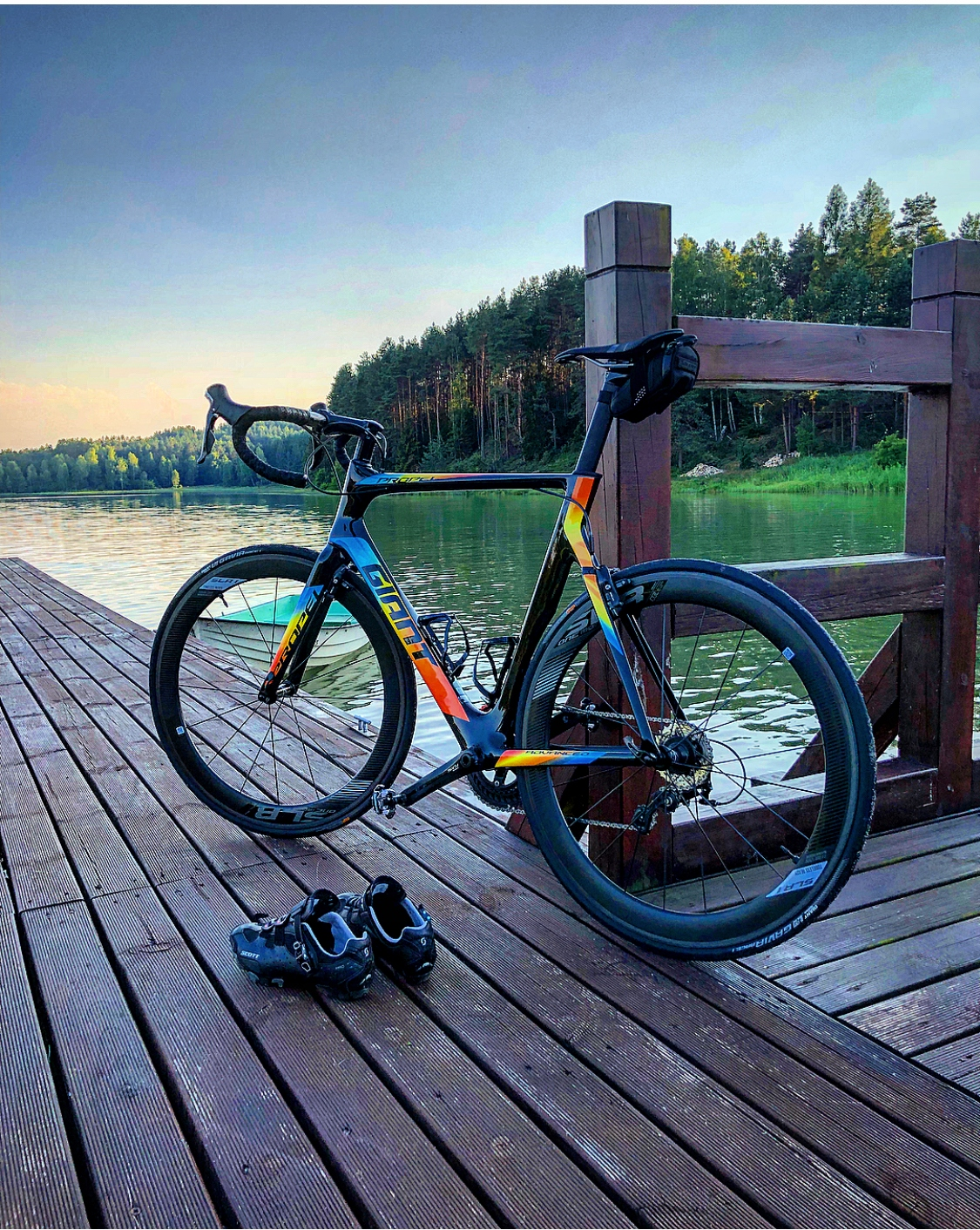ROWER GIANT PROPEL ADVANCED PRO 2 2018