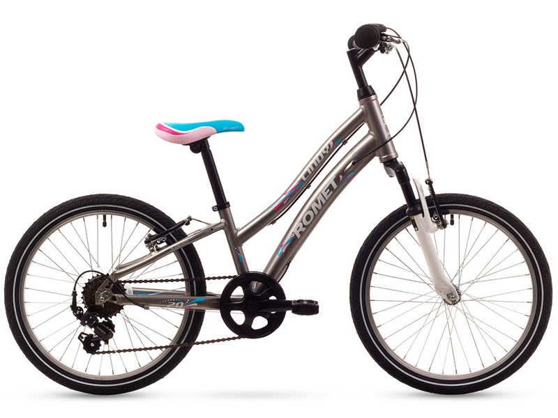 Rower Romet Cindy 20'' rama 10'' dziecięcy rowerek