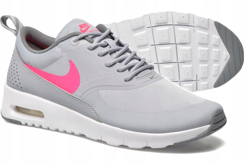 Adidasy buty sportowe Nike Air Max thea różowe r. 39 40