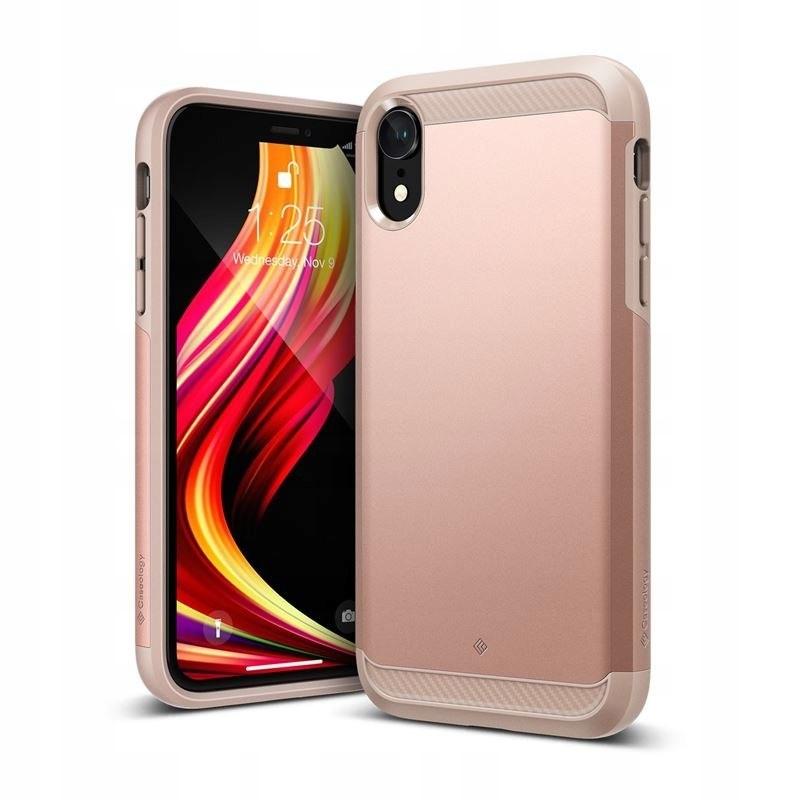 Caseology Legion Case - Etui iPhone XR (Rose Gold)