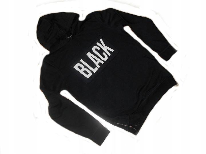 BLUZA ZARA MAN BLACK R: L
