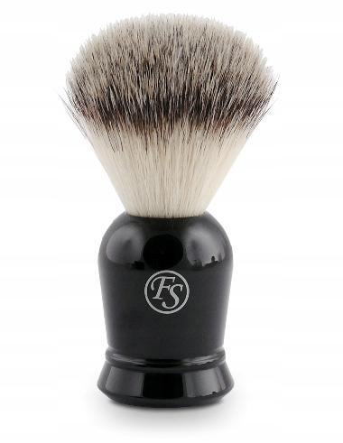 Frank Shaving pędzel do golenia włosie syntetyczne