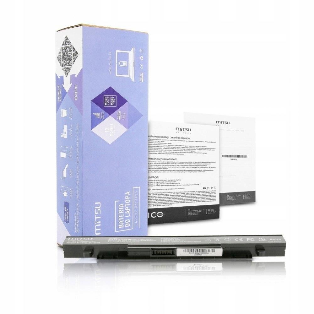 Bateria do Asus X550, A450, F450, K550 2200 mAh (3