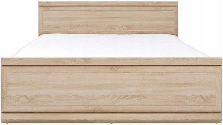 łóżko Sypialniane 160x200 Podwójne Oregon Brw 7725979425