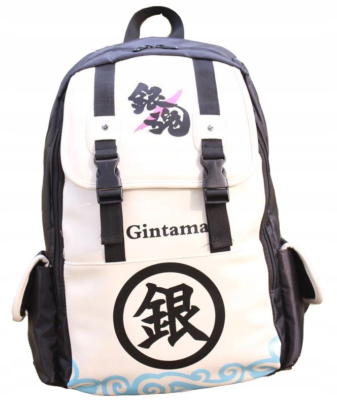 NOWY SZKOLNY PLECAK NA STUDIA Anime Gintama