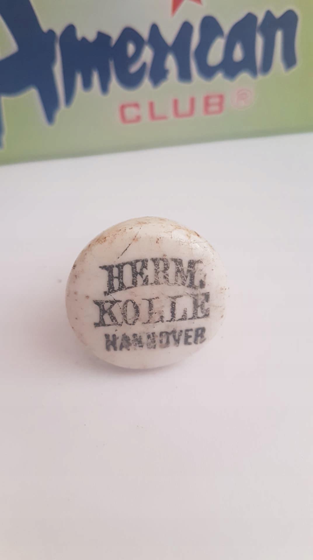 Porcelanka Hannover