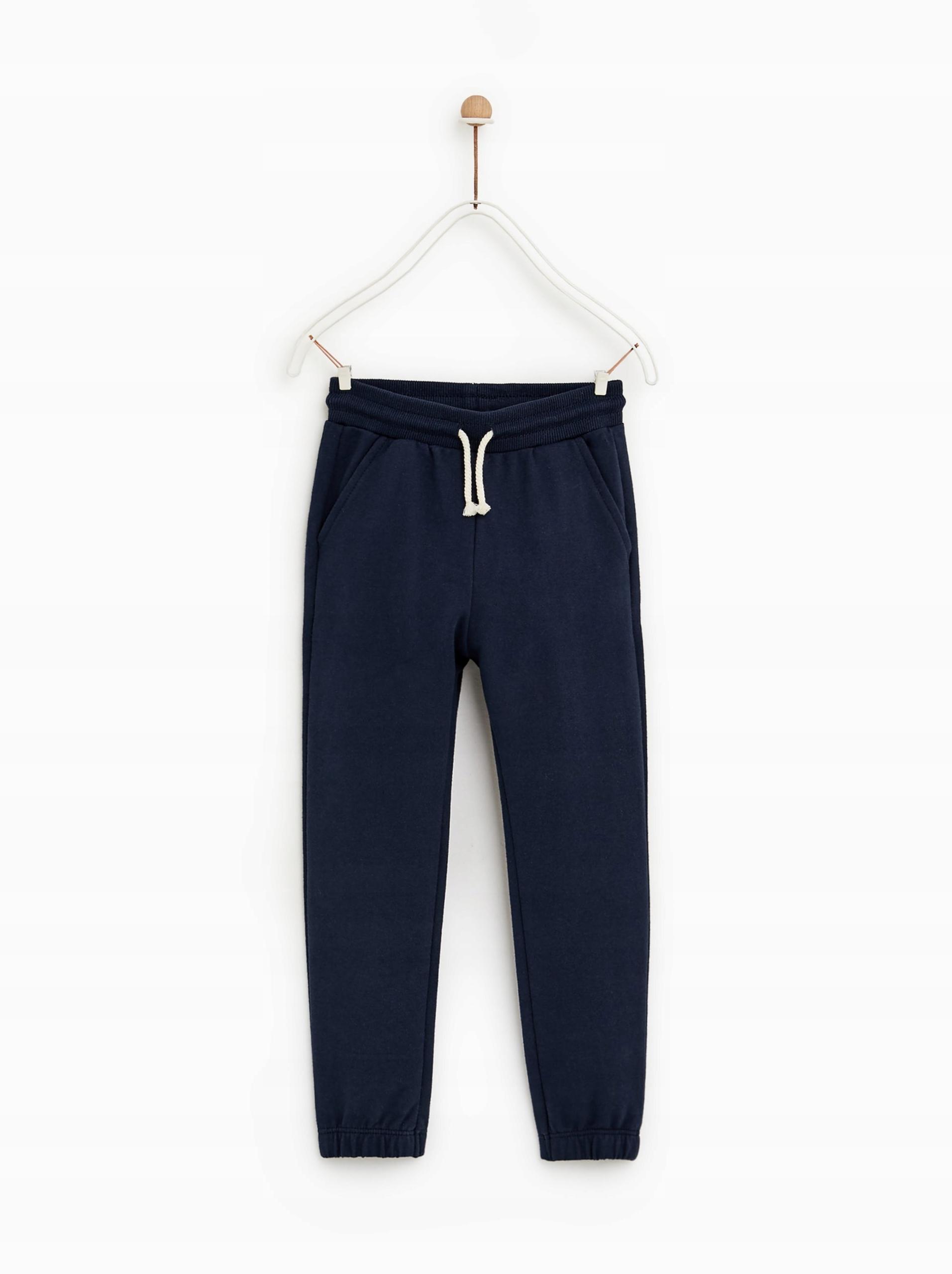 ZARA spodnie dresowe 122 dla dziewczynki 5 6 lat