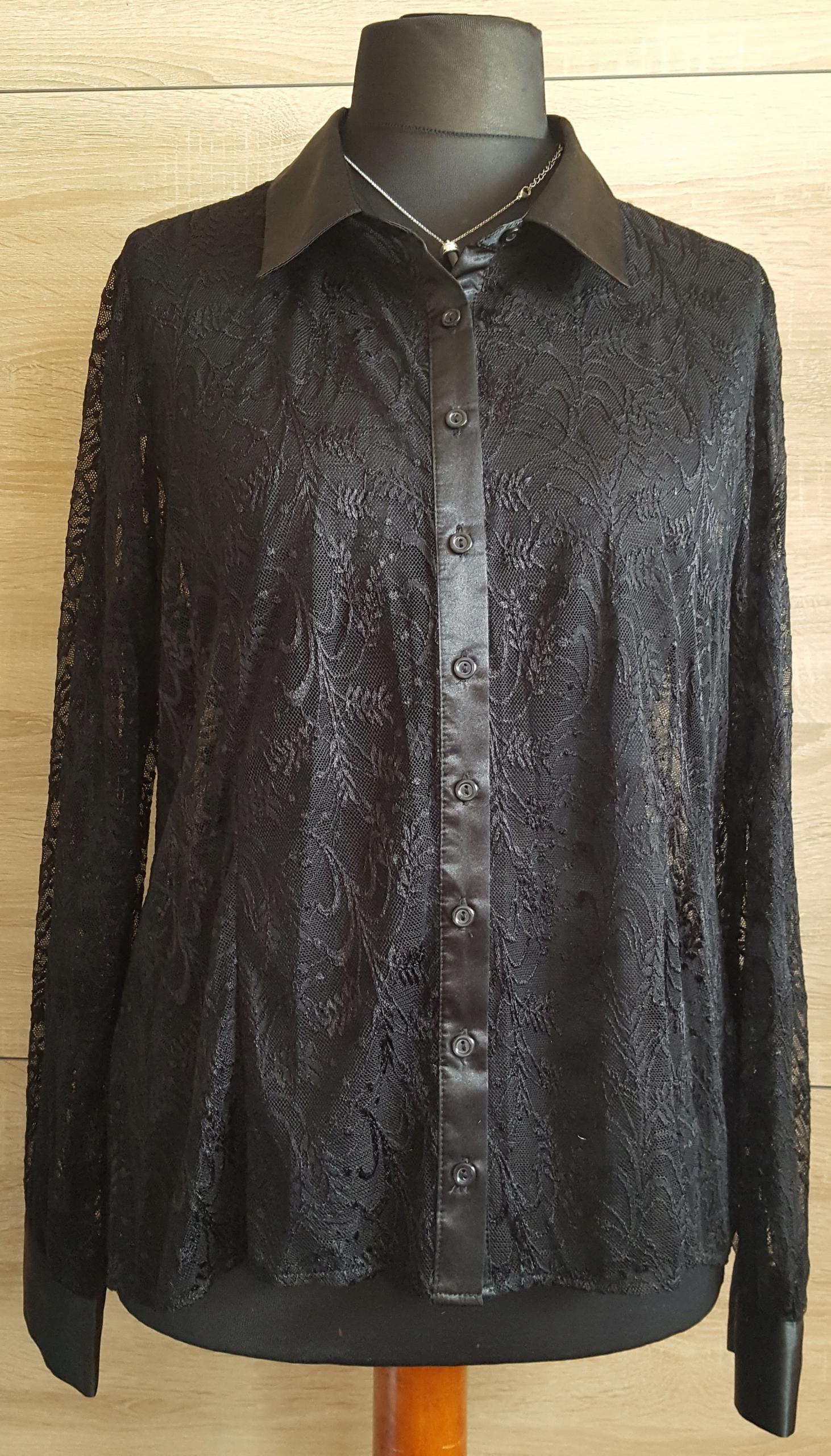 Bluzeczka damska TU duży rozmiar 48.
