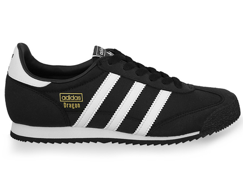 5cdc3c9c Adidas Dragon buty damskie BB2487 czarne r. 36 - 7161156711 ...