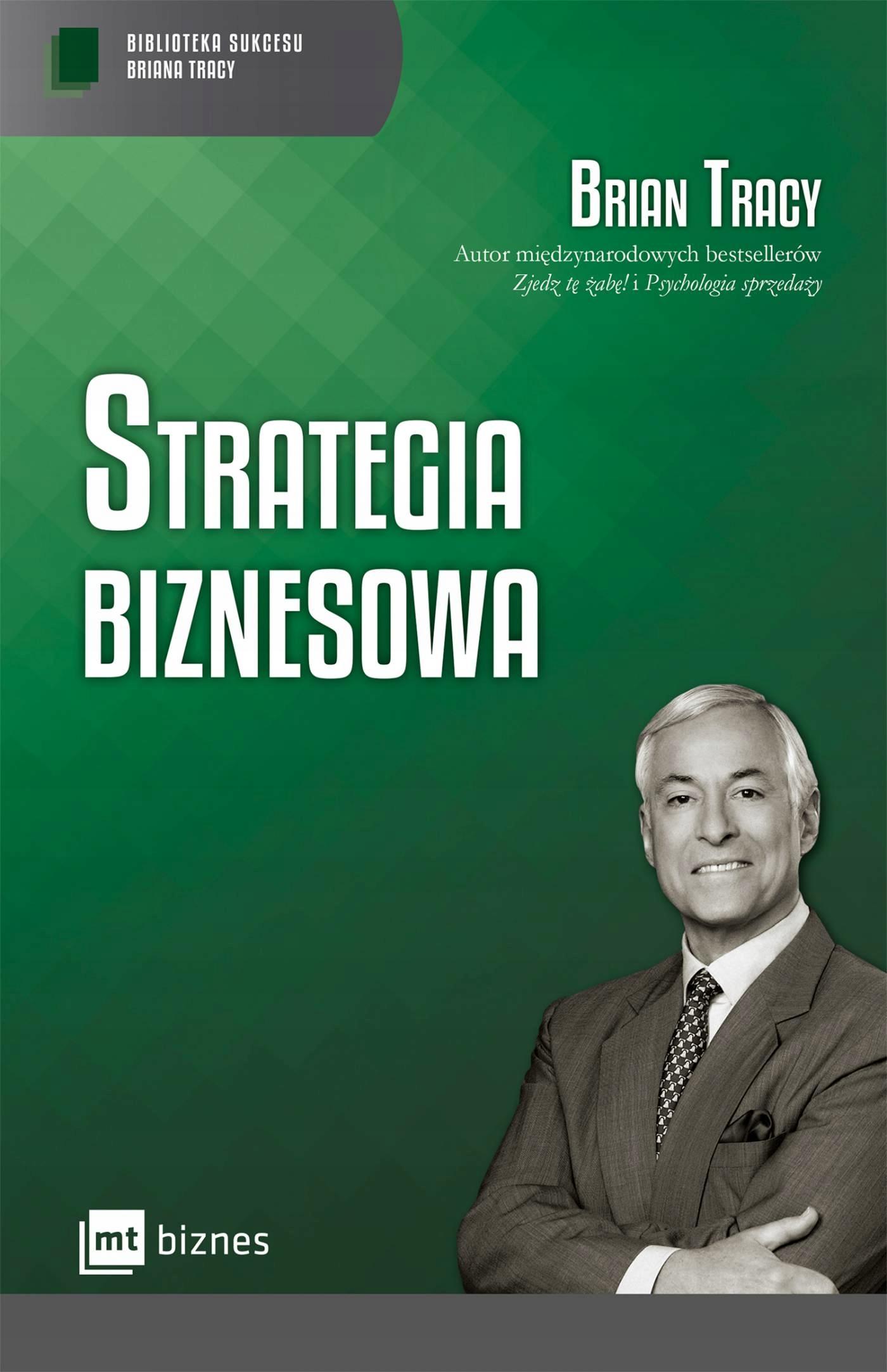 Strategia biznesowa Brian Tracy