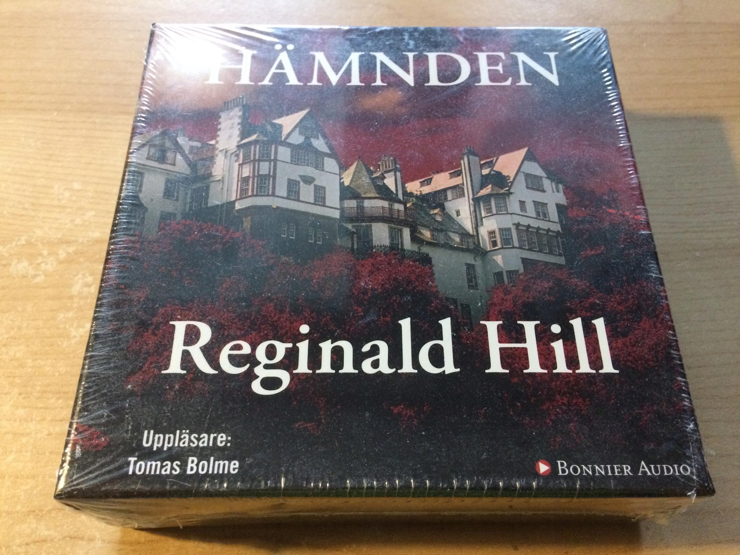 HAMNDEN REGINALD HILL 19CD