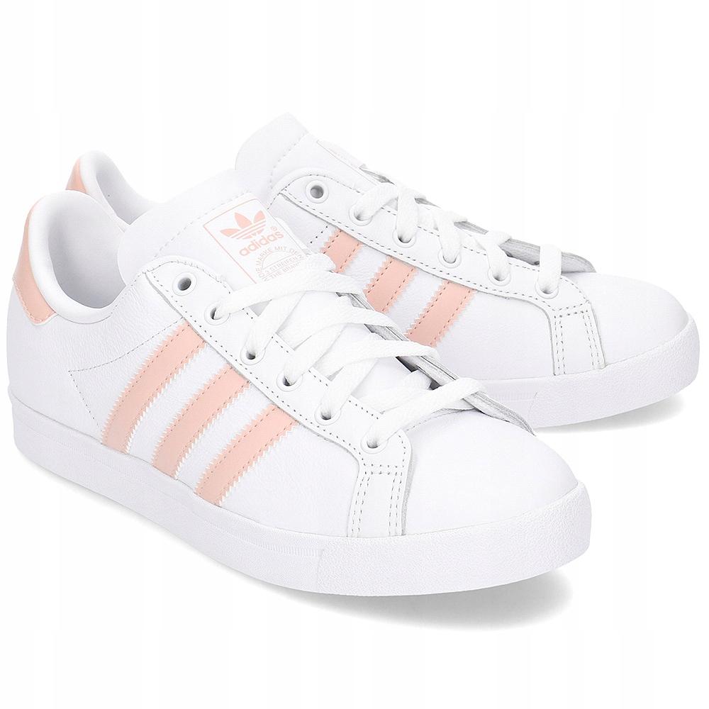 ADIDAS Coast Star Białe Sneakersy R.36 2/3