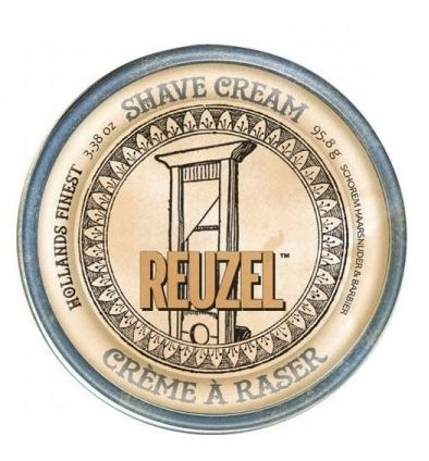 REUZEL HOLLANDS FINEST SHAVE CREAM KREM DO GOLENIA