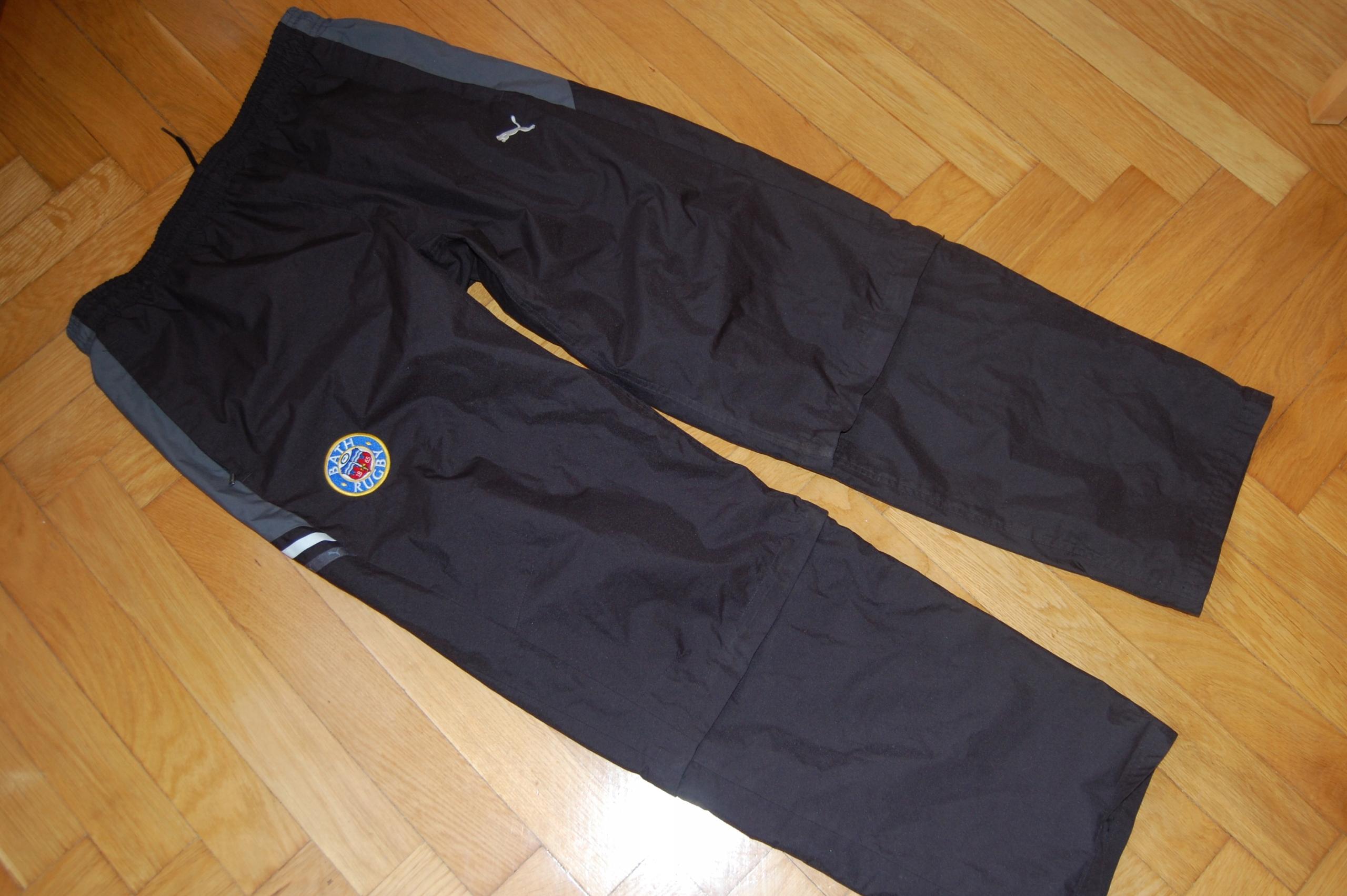 PUMA-rozm.L męskie spodnie sportowe.