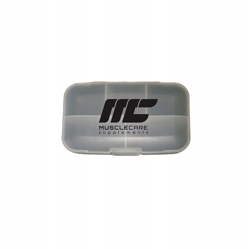 Muscle Care Pillbox (pudełko na kapsułki)