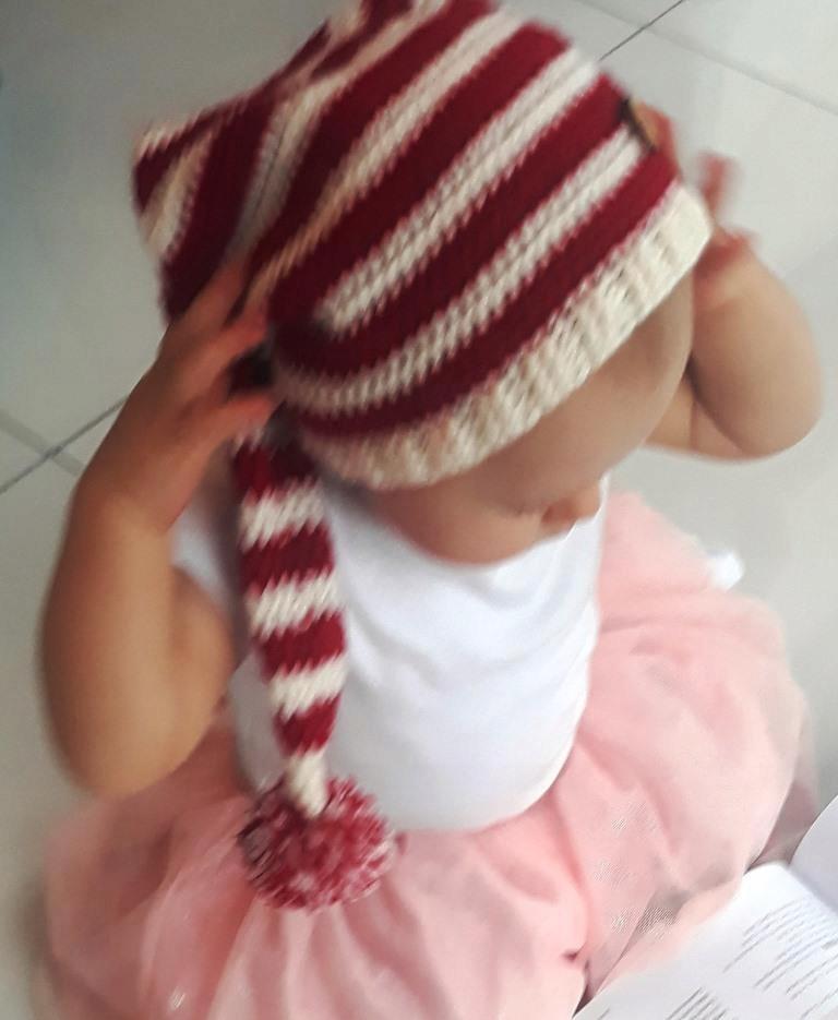 Czapka elfa handmade LilaLi Precious różne rozmiar