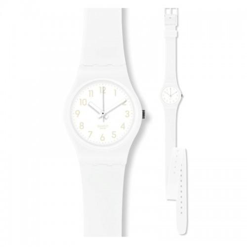 Zegarek SWATCH LW134C SWISS MADE biały