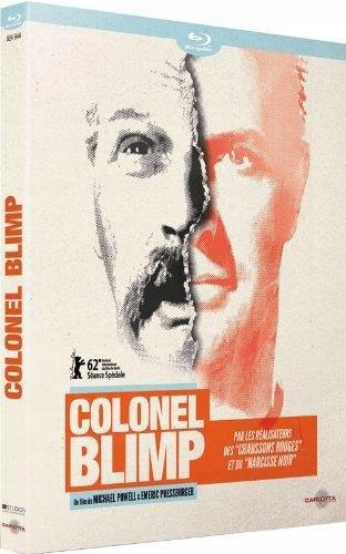 BLU-RAY Movie - Colonel Blimp Region B
