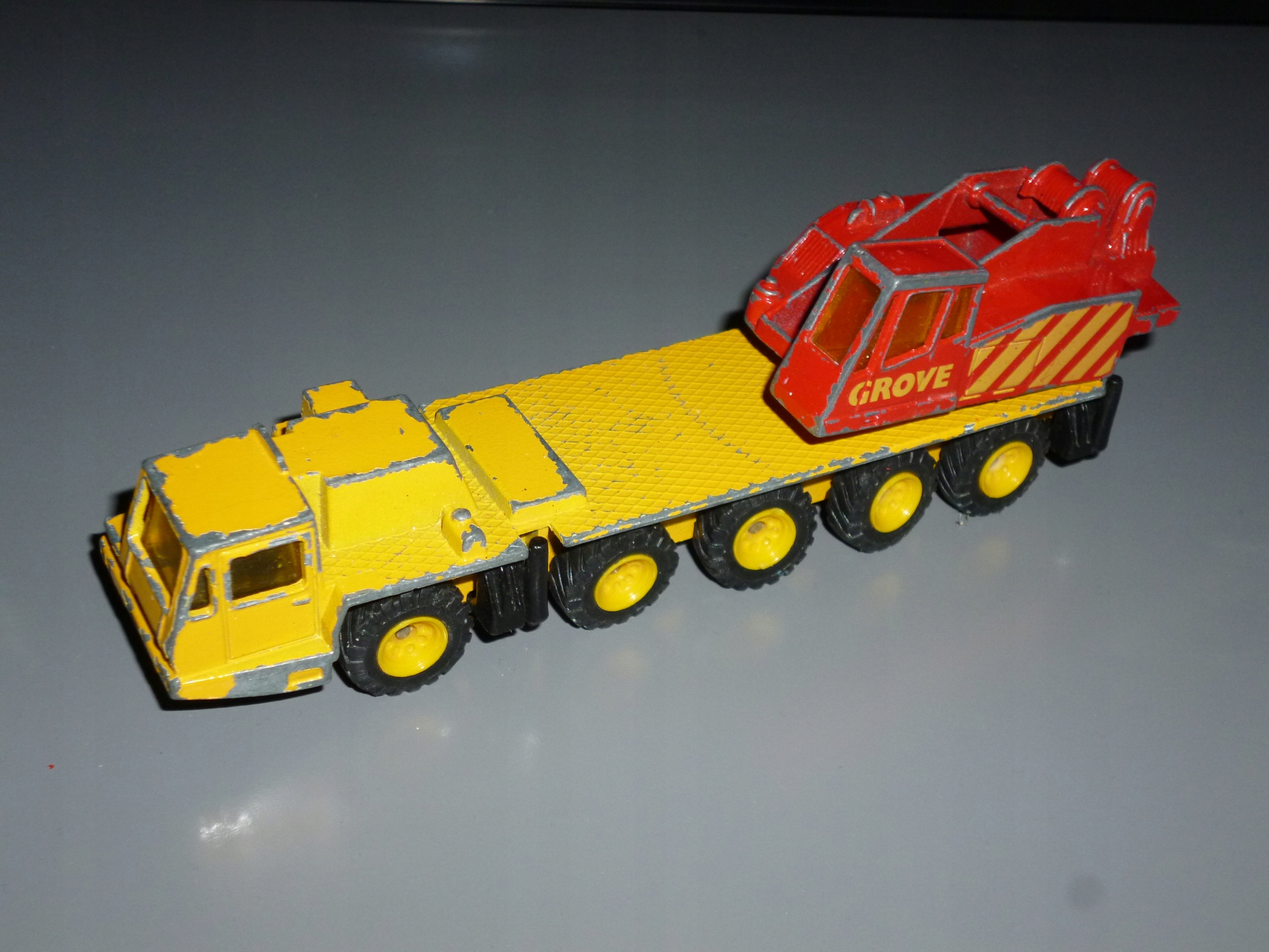 Grove At 1100 Crane 1992 Matchbox model resorak