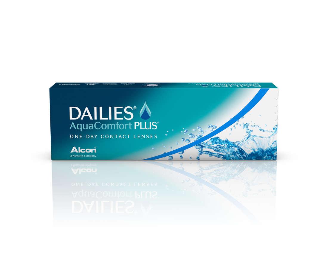 DAILIES AquaComfort Plus 10szt.