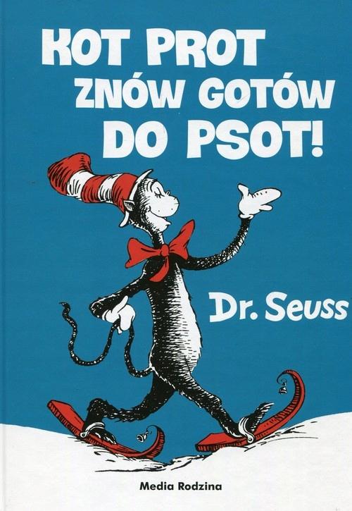 Kot Prot znów gotów do psot Seuss