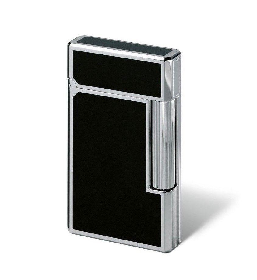 zapalniczka DAVIDOFF PRESTIGE BLACK LACQUER cygara