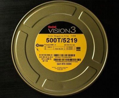kodak vision 3 500T 5219 135/36 (cinestill 800T)