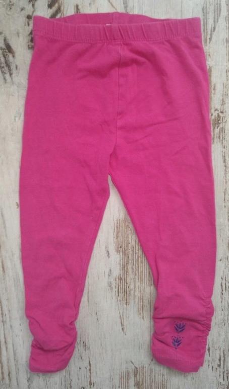MINI CLUB baby girl legginsy SPODNIE PINK 80-86