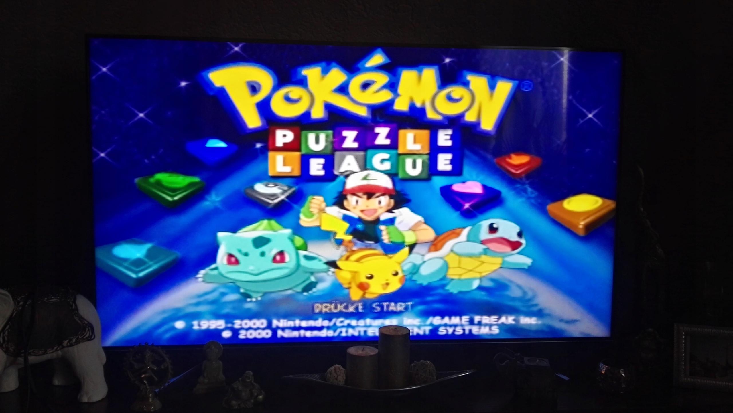 Nintendo 64 Pokemon