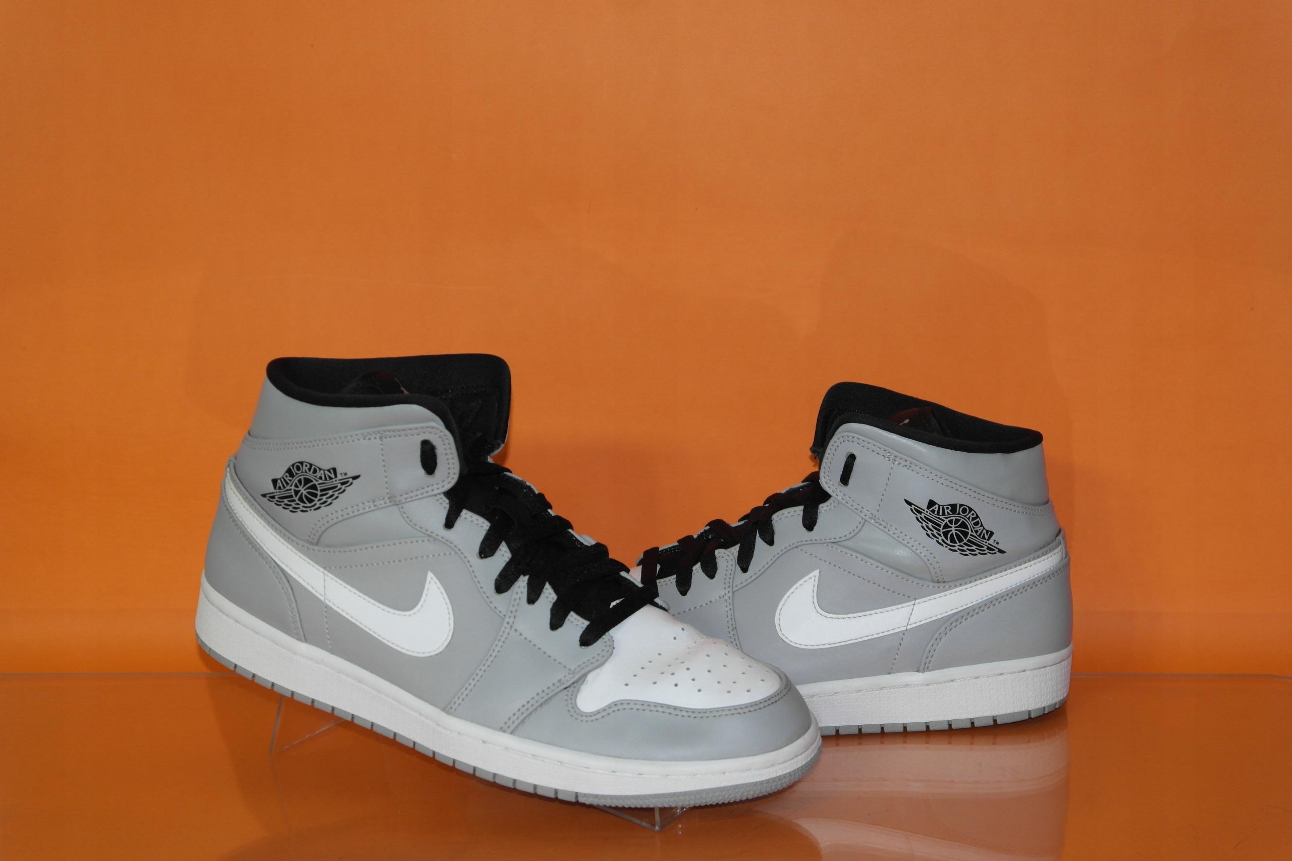 Buty Męskie Sportowe Nike Air Jordan 1 MID r. 44 Zdjęcie