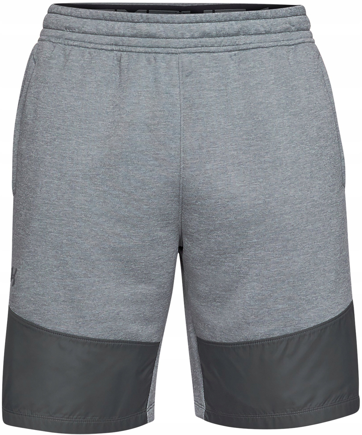 Spodenki Under Armour MK1 Terry Short Gray # L