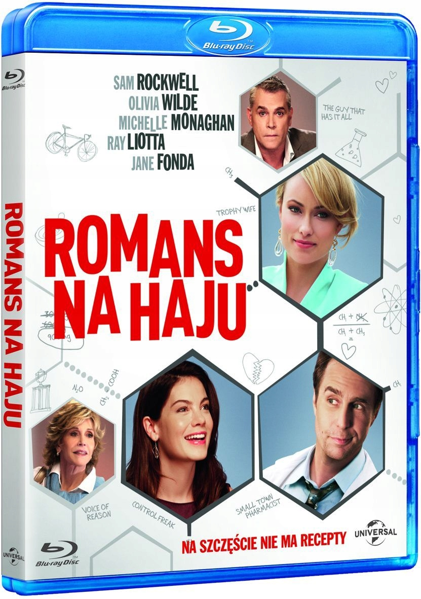 ROMANS NA HAJU BLURAY