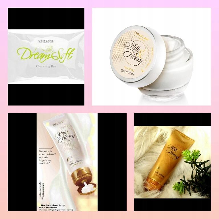 Kosmetyki zestaw do pielegnacji