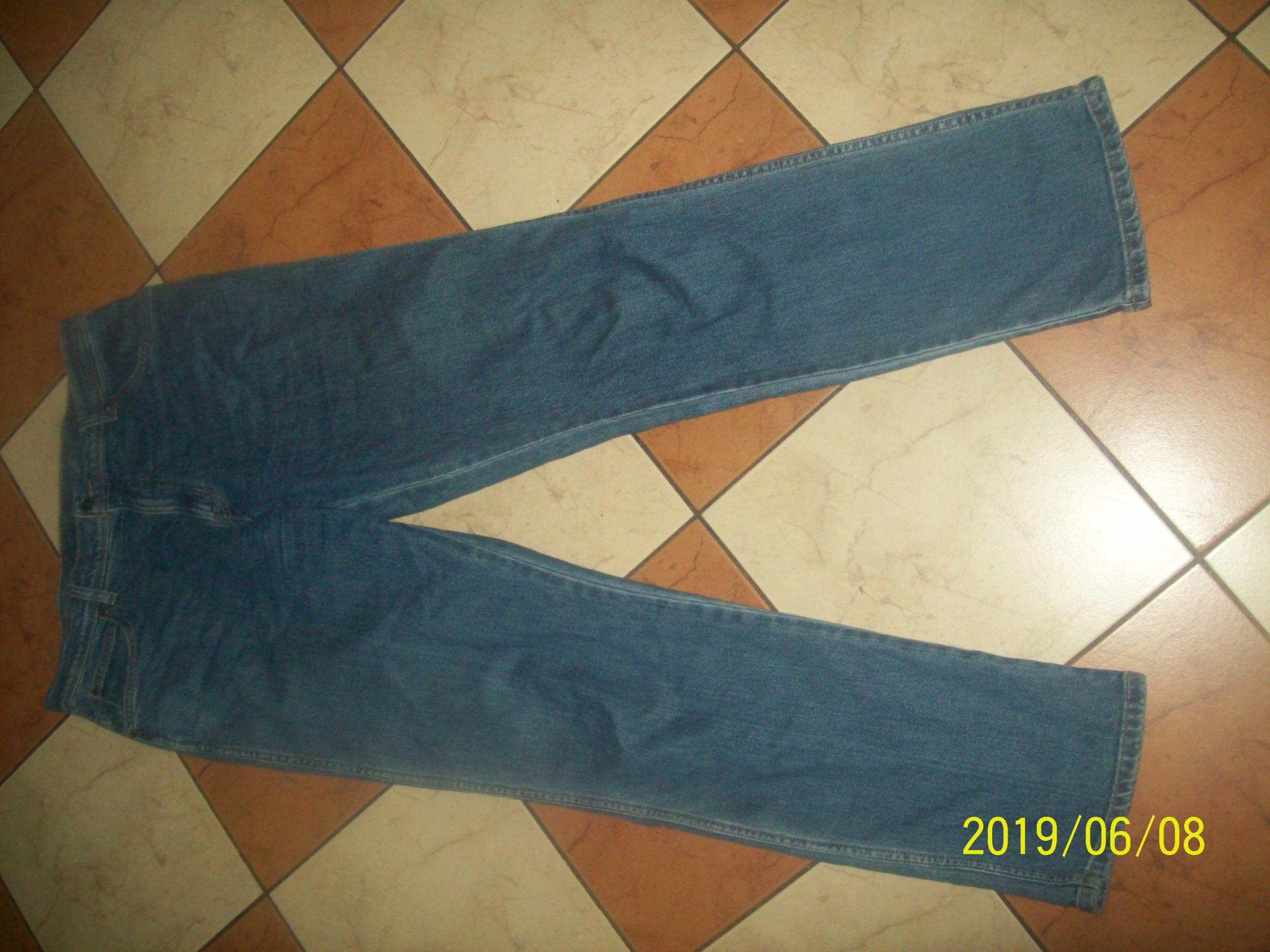 Wrangler Regular Fit Stretch spodnie jean W34 L34