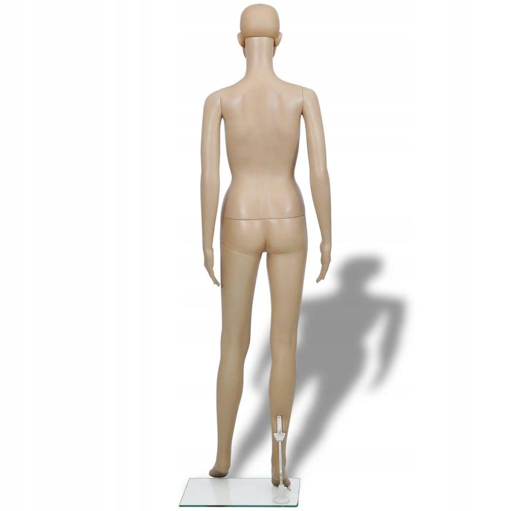 Oryginał Manekin kobiecy wystawowy A - 7478531828 - oficjalne archiwum allegro JN38