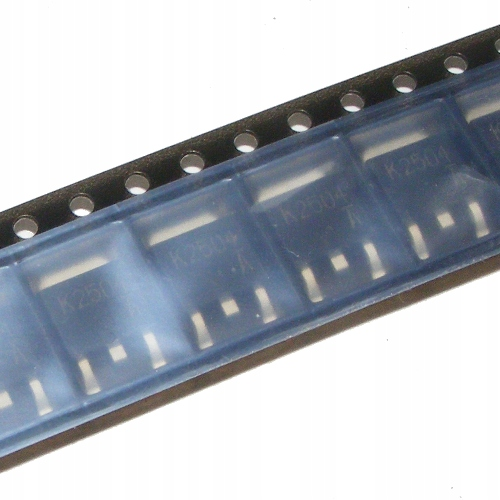 Tranzystor 2SK2504 5A 100V NPN MOSFET DPAK ROHM x3