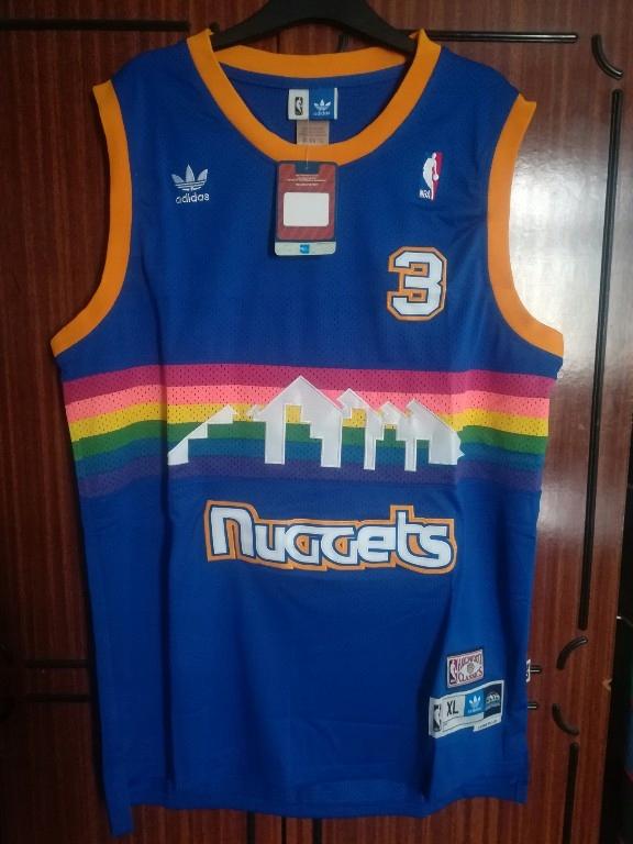 DENVER NUGGETS IVERSON Koszulka NBA XL od1zł