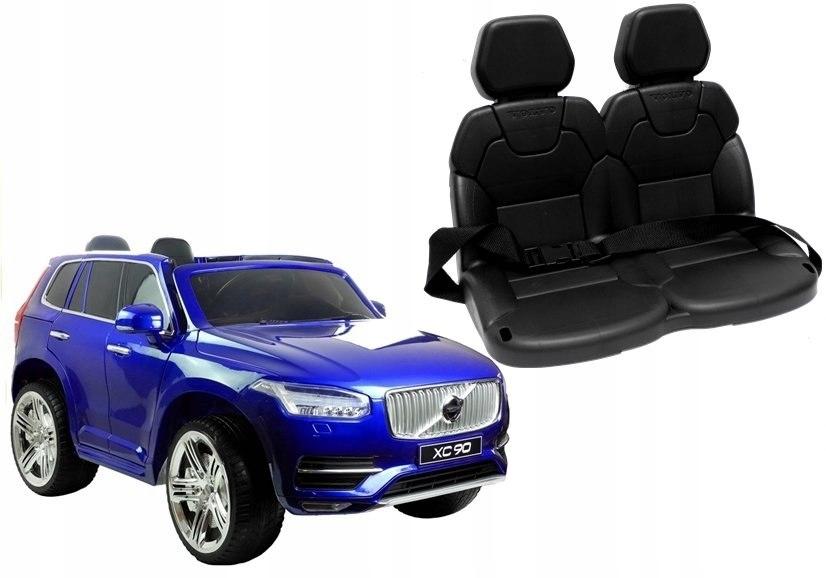 Siedzenie Fotel do Volvo XC90 Plastikowe