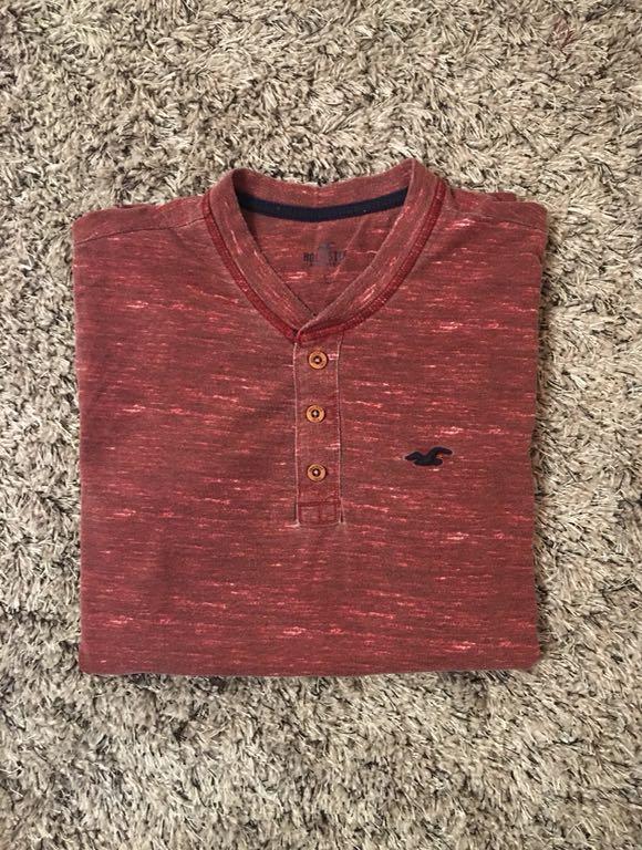 Koszulka t-shirt Hollister S