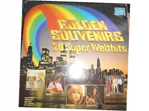 Golden Souvenirs - 20 Super Welthits - Various
