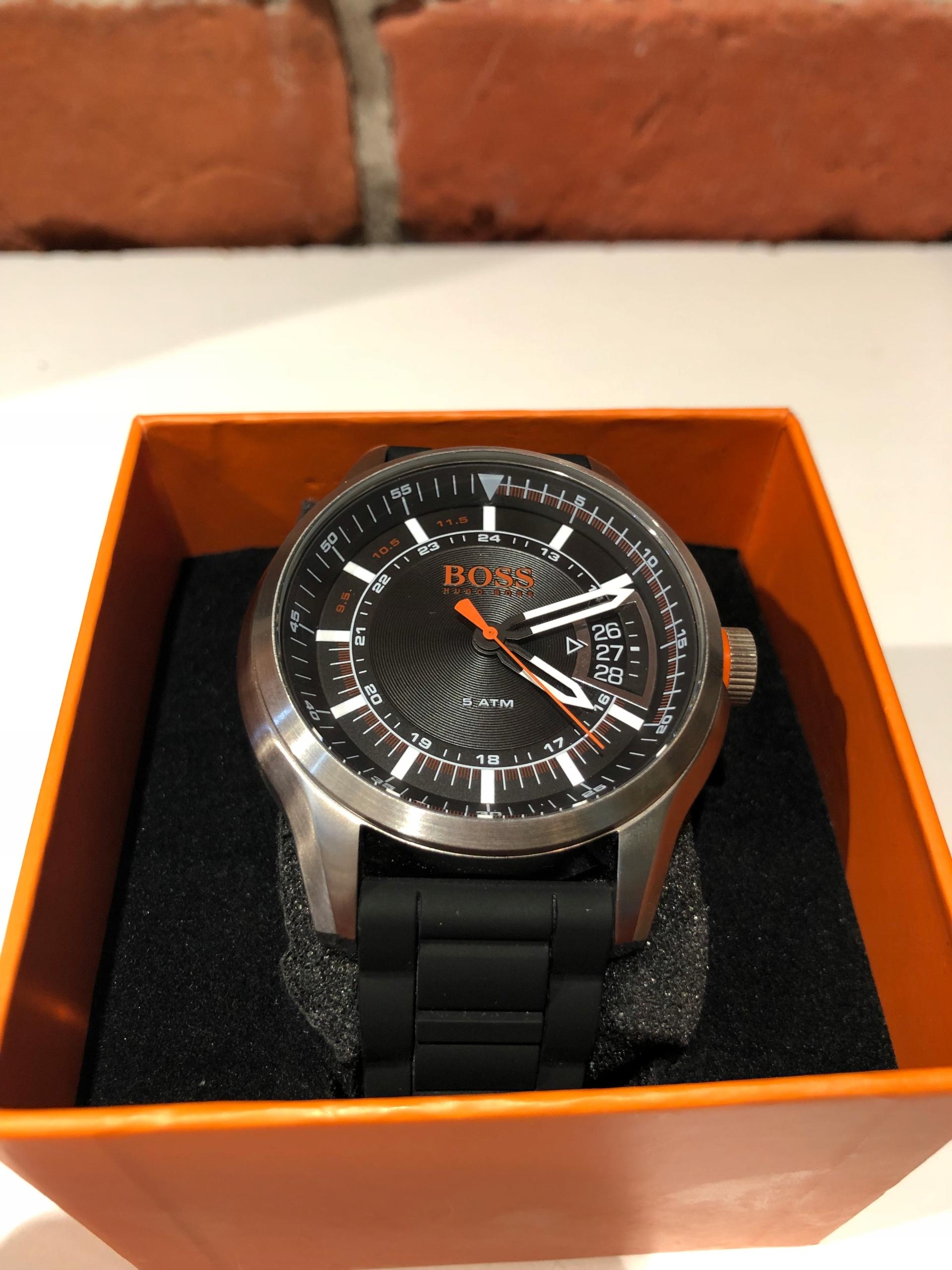 Zegarek Hugo Boss 3389/01/19
