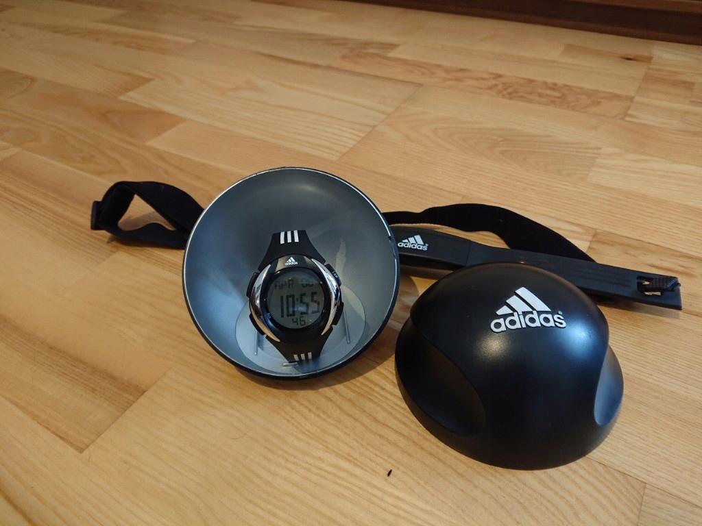 Zegarek Adidas adp3009 z pasem pulsu, pulsometr