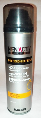 Pianka do golenia 250ml Men Activ !!!!!! Science
