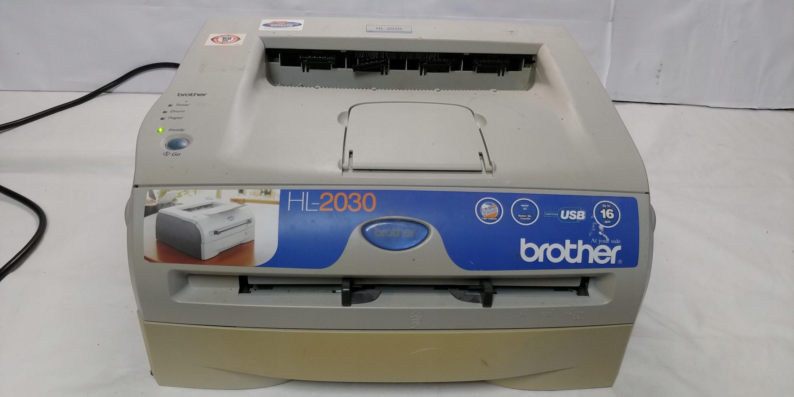Drukarka Laserowa BROTHER HL-2030